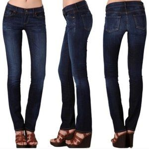 Citizens Of Humanity Ava Low Straight Jeans 26